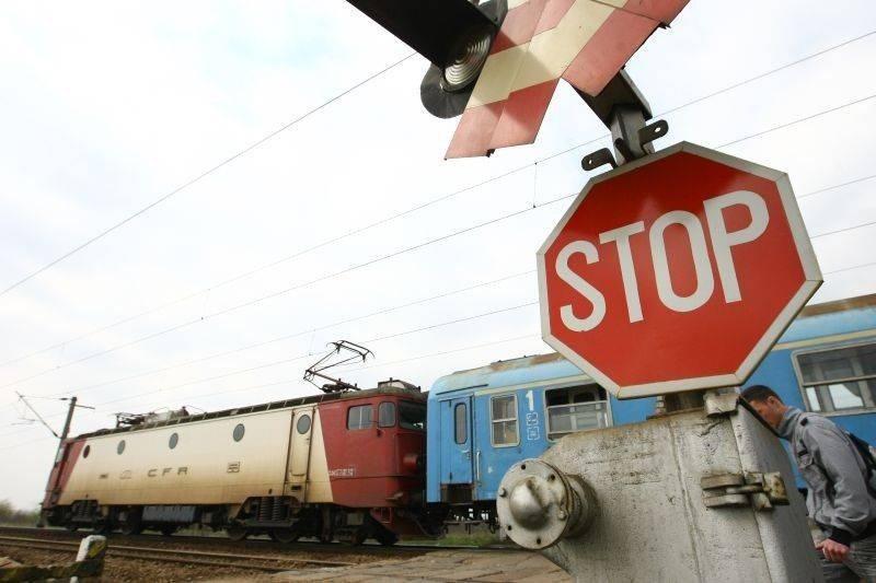 ULTIMA ORĂ: Un bărbat a fost lovit de tren în Tisa