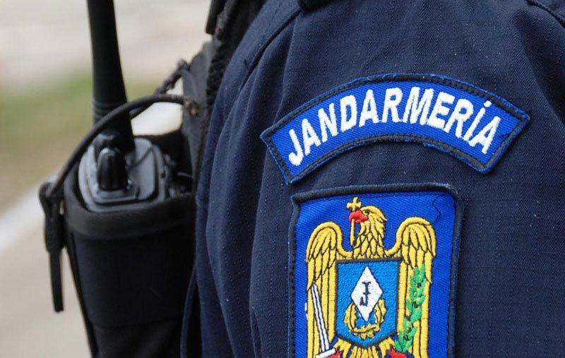 DE STRAJĂ ORDINII PUBLICE: Jandarmii, la competițiile sportive din weekend. Nu vor juca, vor supraveghea