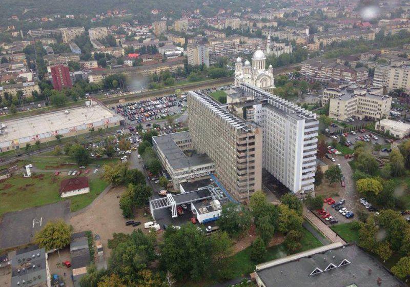 NOU ÎN ORGANIGRAMĂ: Spitalul Județean va avea director administrativ