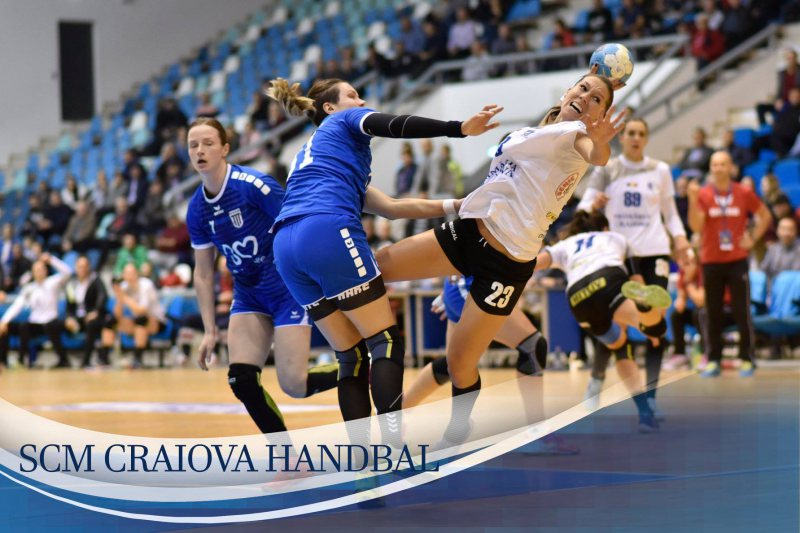 HANDBAL: Fetele de la Minaur, învinse la Craiova după un meci slab