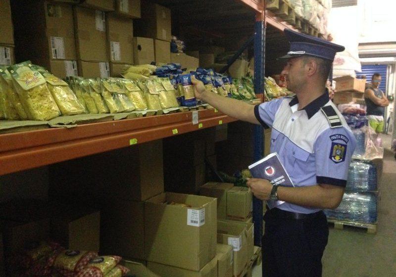 COMERCIANȚI LA CONTROL: S-au făcut dosare penale și s-au dat amenzi de mii de lei