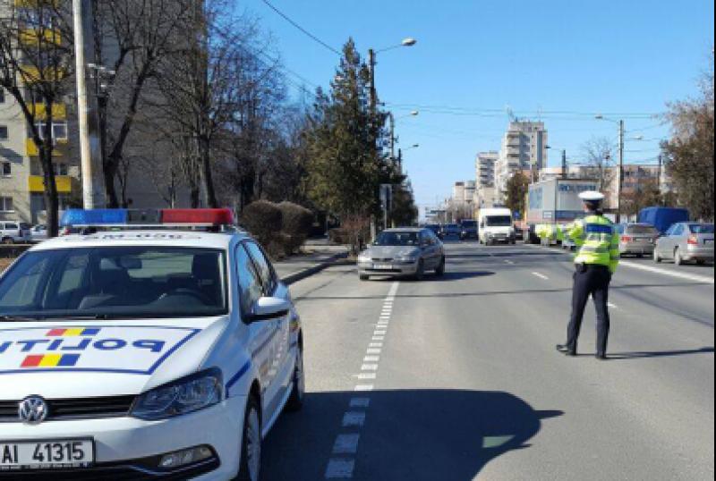 BILANȚ PE O SĂPTĂMÂNĂ: Nouă răniți în accidente, zeci de permise reținute și 22 de infracțiuni constatate