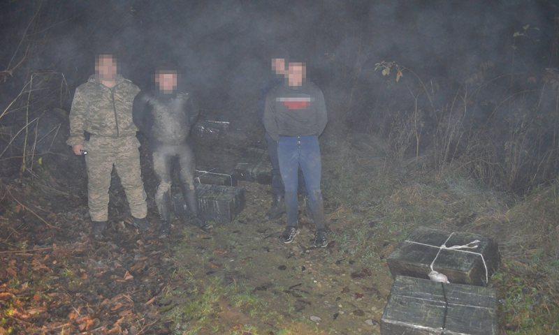 LI S-A-NFUNDAT: Doi contrabandiști ucraineni au fost prinși la graniță