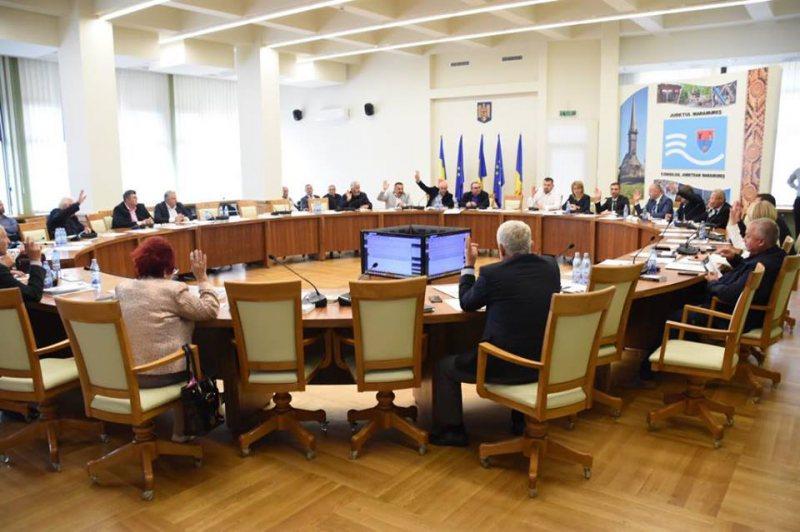 CONSILIUL JUDEȚEAN: Desemnați să negocieze cu băncile