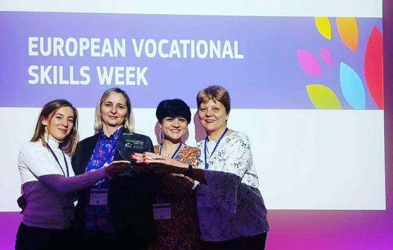 SPECIAL: Liceul Tehnologic Marmația, premiat la Viena