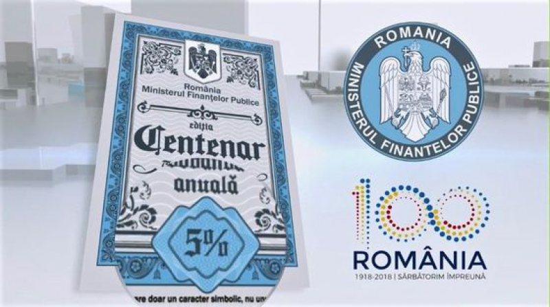 PIAȚA BANILOR: S-a lansat o emisiune aniversară de titluri de stat