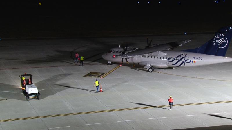 NOUTATE: Compartiment de handling pasageri la Aeroportul Maramureș
