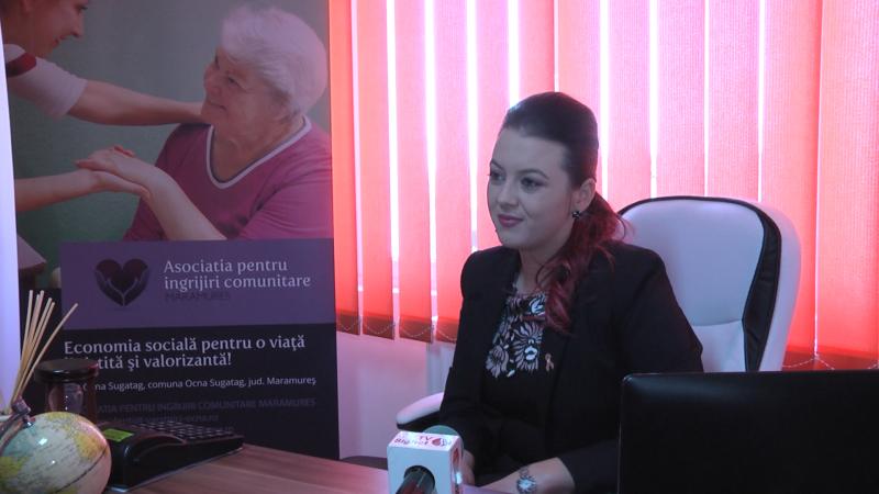 SPRIJIN PENTRU BĂTRÂNI: Centru de permanență pentru vârstnici la Ocna Șugatag