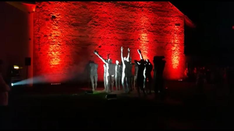 EVENIMENT DE SUFLET: Spectacol de lumină la Memorialul Victimelor Comunismului și al Rezistenței  din Sighet