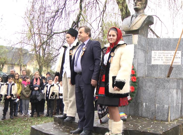 DE CENTENAR: Mesaj pentru maramureșeni al consilierului județean Nicolae Mișulec