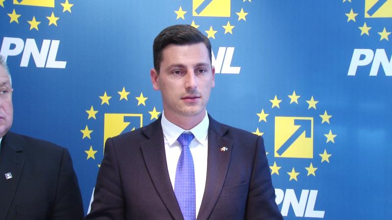 """IONEL BOGDAN (PNL): """"Guvernul României se află pe un drum greșit. Avem nevoie de un guvern care să reprezinte interesele românilor și care să mențină parcursul european al României"""""""