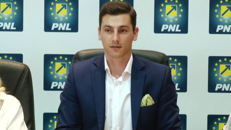 IONEL BOGDAN (PNL): Liderii PSD sunt prea ocupați cu răfuielile interne ca să mai aibă vreme și pentru problemele românilor