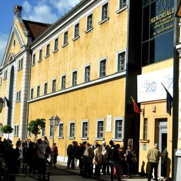 Muzeul memorial de la Sighet, deschis și de 1 decembrie