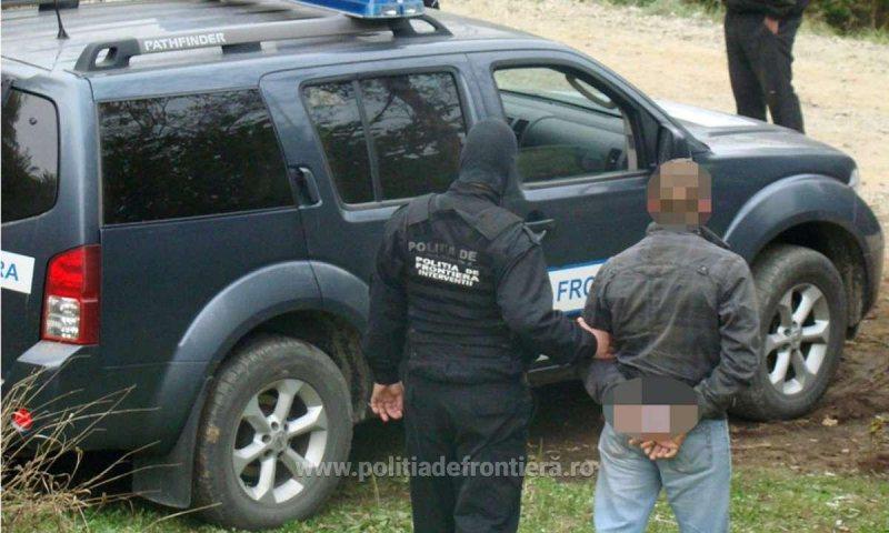 PE FUGĂ: Un proxenet condamnat la 3 ani închisoare prins la Vama Petea