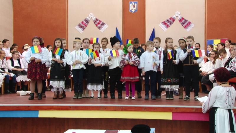 REPORTAJUL ZILEI: Centenarul Marii Uniri, marcat de elevii şcolii din Mireşu Mare