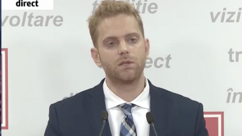 REACŢII: Laufer, refuzat de preşedinte. Îl acuză pe Iohannis de antisemitism