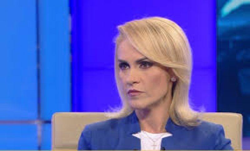LOVITURĂ DE TEATRU: Gabriela Firea a demisionat din funcţia de vicepreşedinte PSD