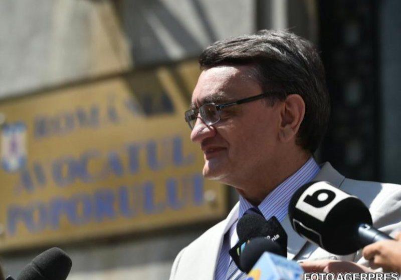 CCR: Sesizarea lui Iohannis privind pensia specială pentru Avocatul Poporului, dezbătută pe 12 decembrie