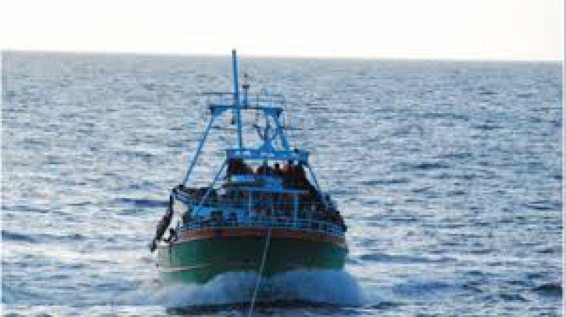 APEL PENTRU REPATRIERE: Doi ofiţeri români, aflaţi la bordul unei nave sub pavilion Panama, sunt blocaţi într-un port din Libia