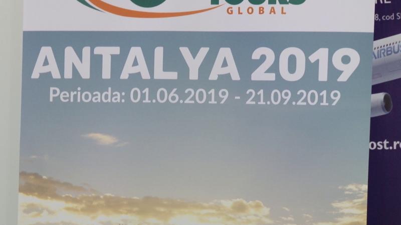 """TURISM: Un nou turoperator lansează zboruri charter spre Antalya de pe Aeroportul Internațional """"Maramureș"""""""