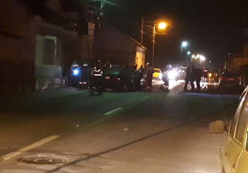 ULTIMĂ ORĂ: Accident grav în Sighetu Marmației ( FOTO)