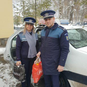 Misiuni de suflet ale polițiștilor în Seini, Giulești și Fărcașa
