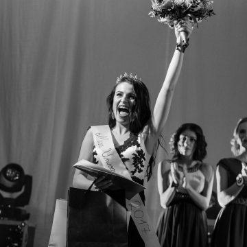 Ediție aniversară a concursului Miss Universitaria