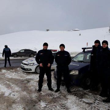 Jandarmii vor fi la datorie în zona posturilor montane de la Cavnic, Şuior, Valea Vaserului şi Borşa
