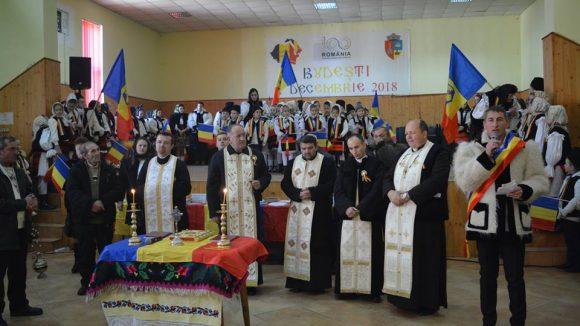 Centenarul Marii Uniri, sărbătorit la Budești