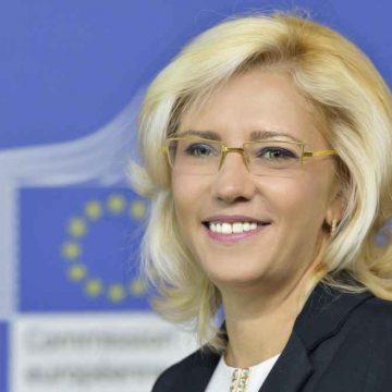 Corina Creţu: Alianța Vestului nu poate accesa direct fonduri europene