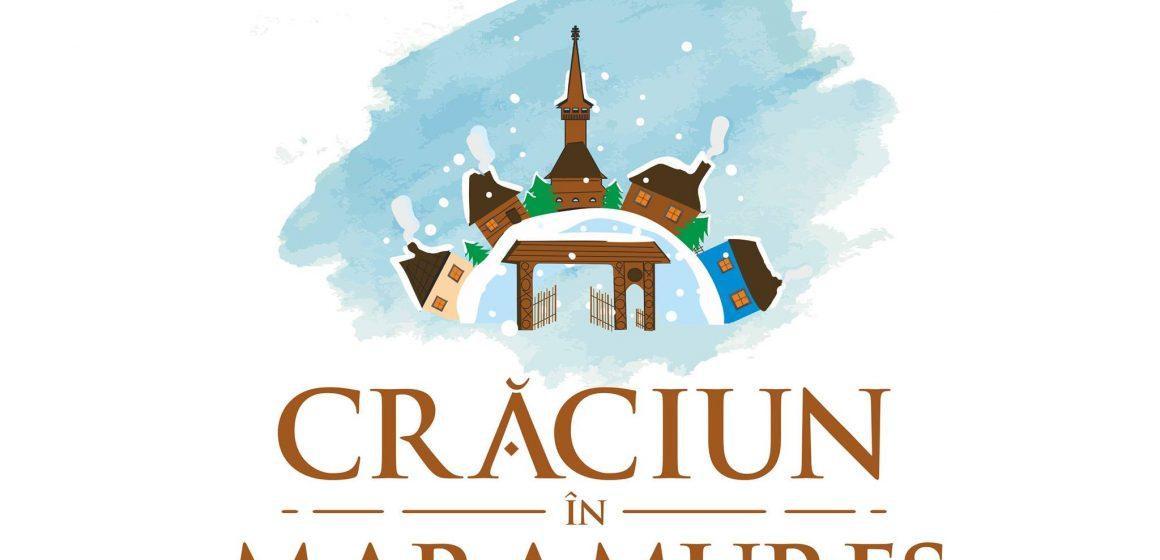 """Programul oficial cu manifestările din cadrul evenimentului """"Crăciun în Maramureș"""""""