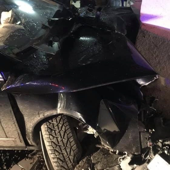 Accident grav, cu patru răniți, în Hideaga