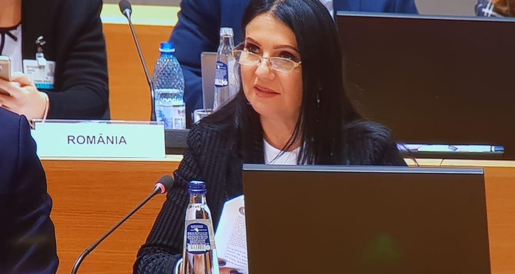 Sorina Pintea a preluat mandatul președinției rotative a Consiliului Uniunii Europene (EPSCO) pe sănătăte
