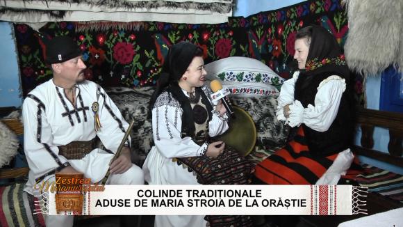 Video|Maria Stroia, invitată la Zestrea Maramureșului