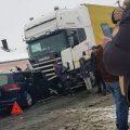 Tragedie pe șosea, o persoană a murit