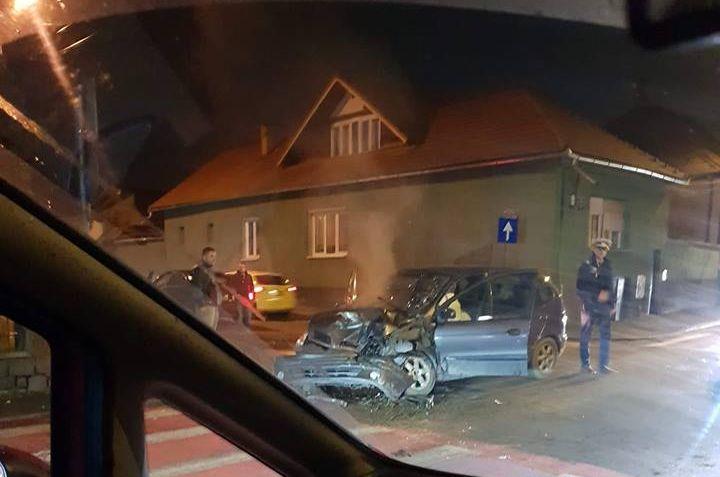 VIDEO| Accident grav pe strada Horea