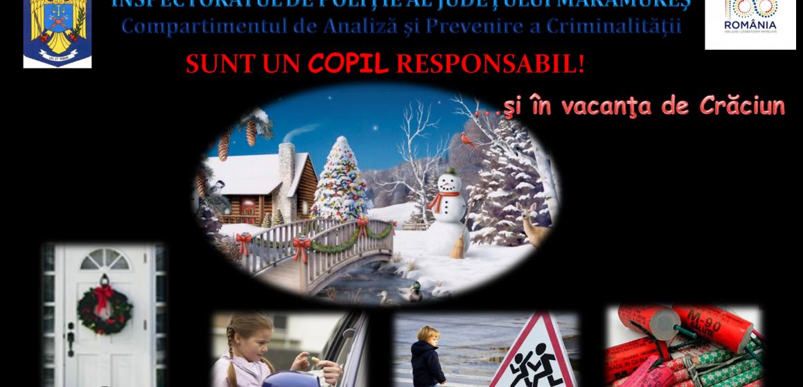 VIDEO | Sfaturi de la polițiști pentru copii