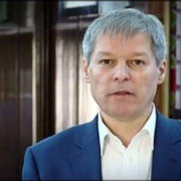 Dacian Cioloș a anunțat că e în PLUS
