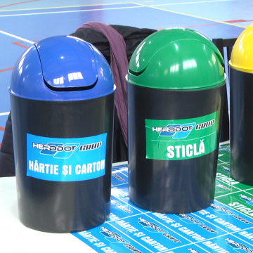 VIDEO | Din 2019 gunoiul menajer se va colecta selectiv