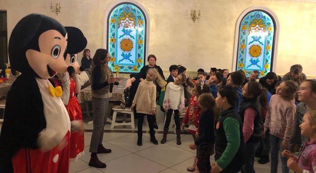 VIDEO | Daruri de la Clubul Rotary Voievodal Sighet