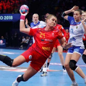 O româncă în echipa ideală a Campionatului European