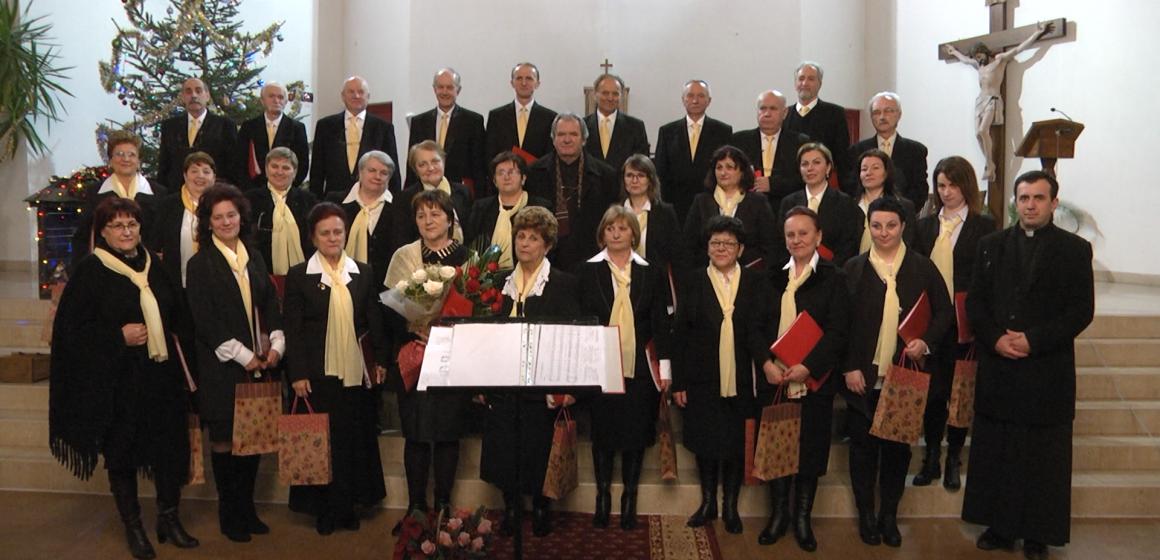 VIDEO | Concert extraordinar de colinde la Biserica Cristos Rege