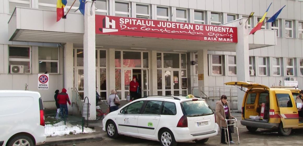 VIDEO | Spectacol pentru copiii de la Spitalul Județean de Urgență