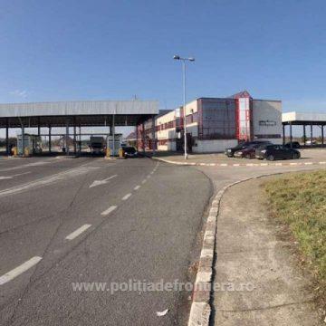 Care e situația cu punctele de trecere a frontierei de la granița cu Ungaria