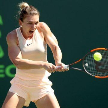 Simona Halep pierde în fața Serenei Williams