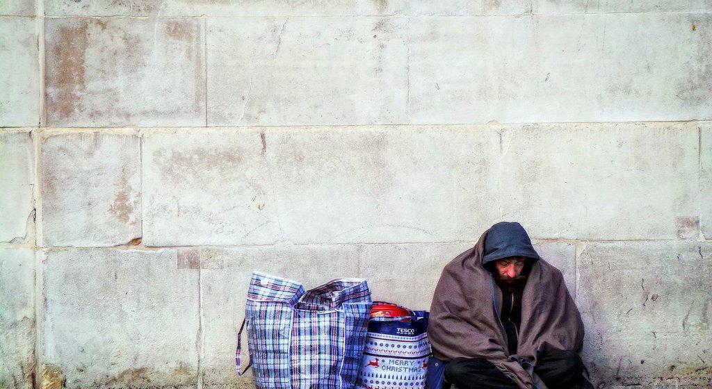 VIDEO | În sprijinul oamenilor fără adăpost