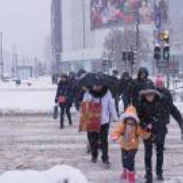 METEOROLOGI: Prognoză meteo decembrie. Când reîncep ninsorile
