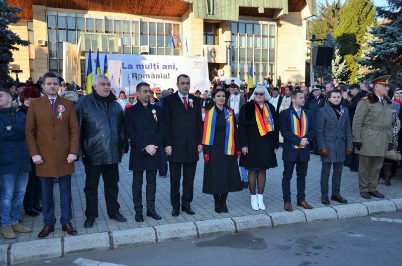 SĂRBĂTOARE: Ziua de 1 decembrie a fost marcată şi în Baia Mare