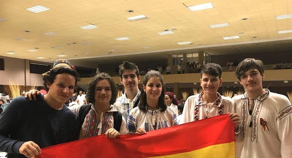 VIDEO | Maramureșean medaliat la Olimpiada Internațională de Științe