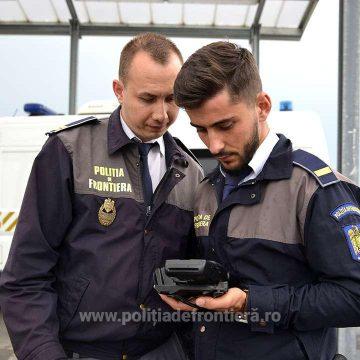 Trafic la graniță crescut, număr de polițiști de frontieră sporit